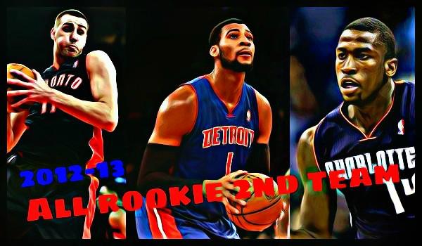 2012-13 NBAオールルーキー・セカンドチーム