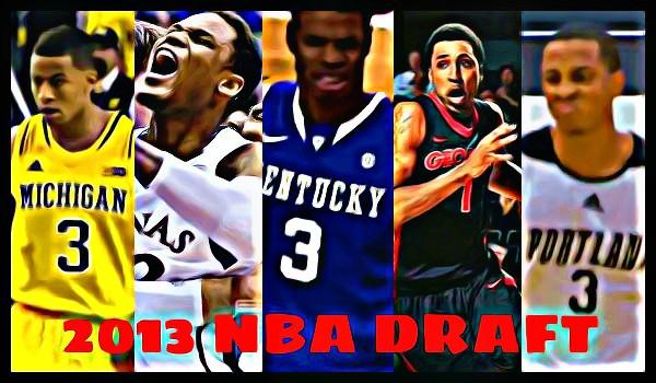 2013年NBAドラフト 【1巡目6位~10位】