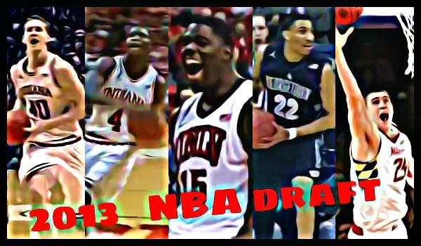 2013年NBAドラフト 【1巡目1位~5位】