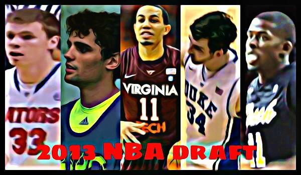 2013年NBAドラフト 【2巡目46位~50位】
