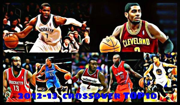 2012-13シーズン クロスオーバーTOP10