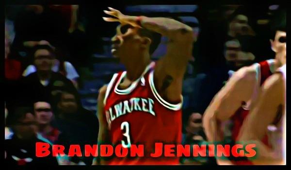 ブランドン・ジェニングス「ピストンズがリバウンドを支配する」