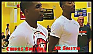 クリス・スミス&JR・スミス