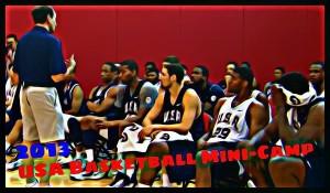 USAバスケットボールミニキャンプ