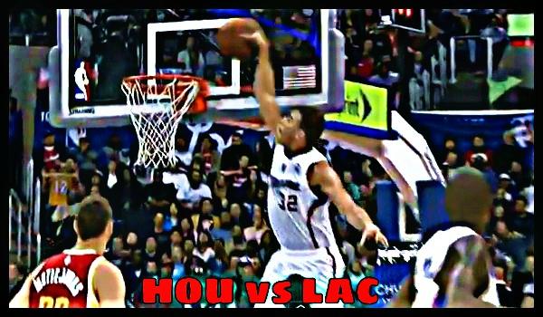 【NBA】ヒューストン・ロケッツvsロサンゼルス・クリッパーズ 11月5日結果