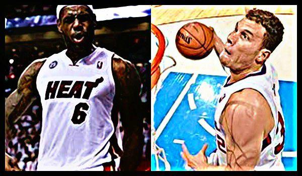 NBAプレイヤー・オブ・ザ・ウィークにレブロン・ジェイムスとブレイク・グリフィンが選出