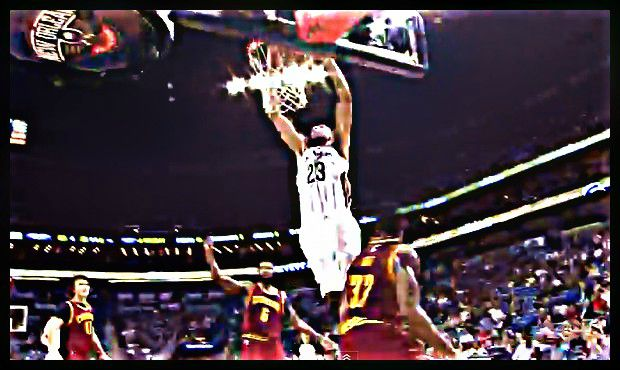 【NBA】クリーブランド・キャバリアーズvsニューオーリンズ・ペリカンズ 11月23日結果