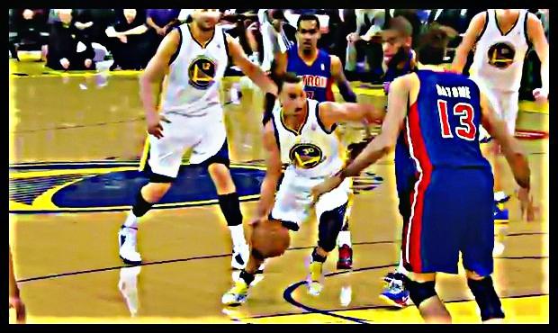【NBA】デトロイト・ピストンズvsゴールデンステイト・ウォリアーズ 11月13日結果