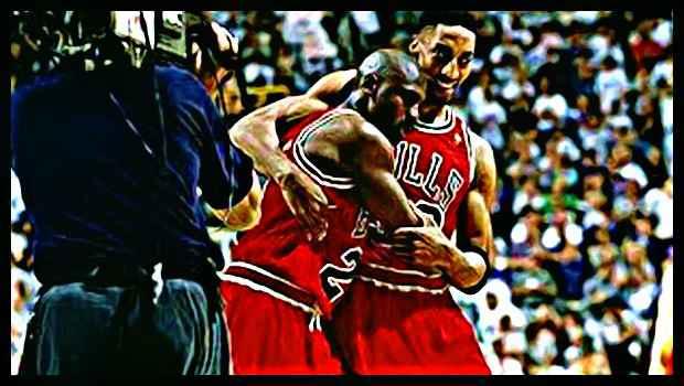 1997年NBAファイナル 風邪をおして戦ったマイケル・ジョーダン
