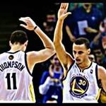 ステフェン・カリー NBAジャムのベストデュオに自身とクレイ・トンプソンを挙げる