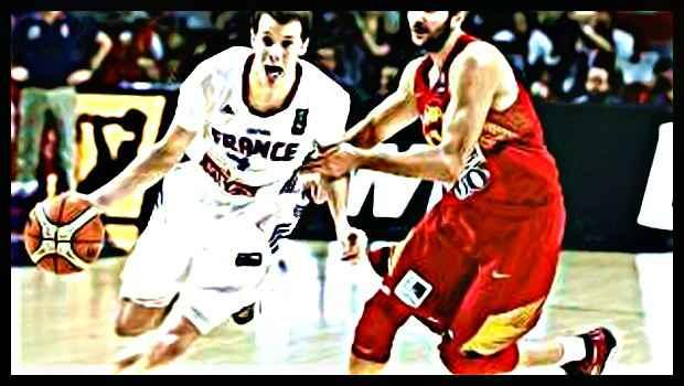 フランス対スペイン