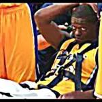 ルーキーのジュリアス・ランドル 右足脛骨骨折でシーズン全休へ