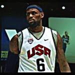 レブロン・ジェイムス リオオリンピック出場辞退へ