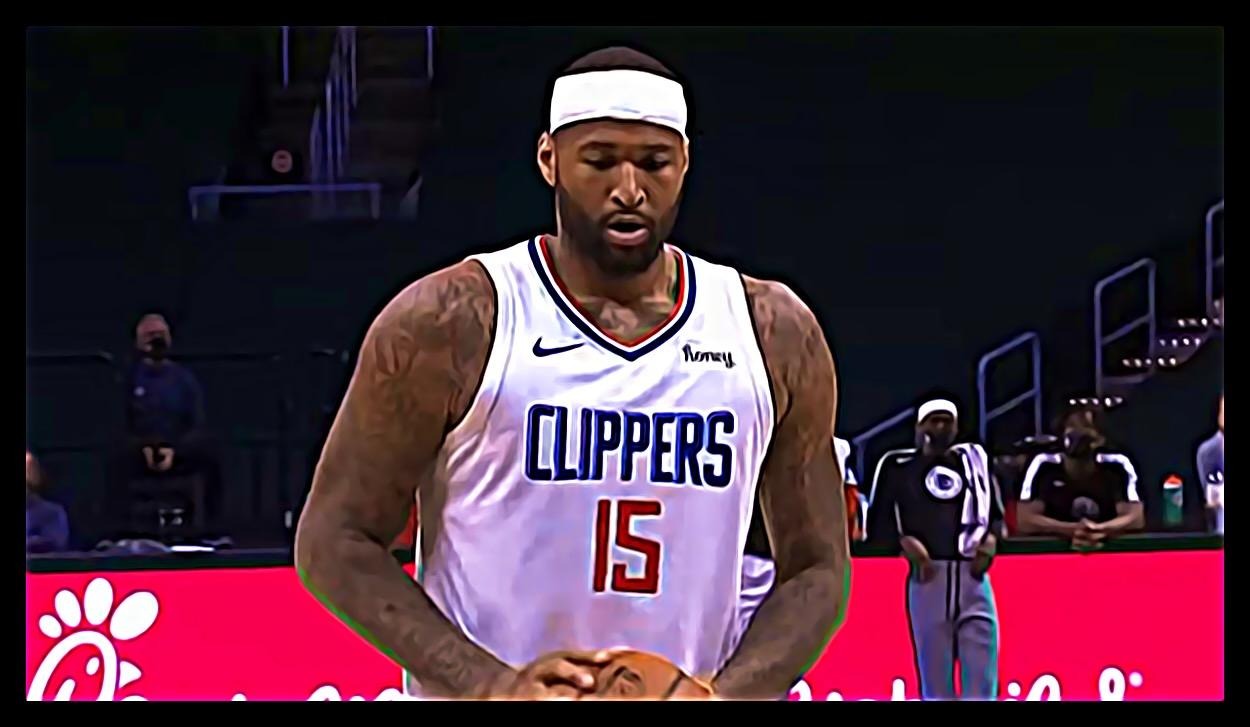 NBA復帰のデマーカス・カズンズ「とてつもなく努力してきた」
