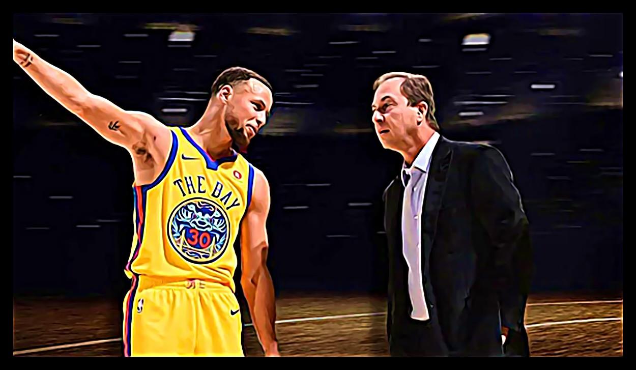 NBAがウォリアーズのオーナーに5万ドルの罰金処分